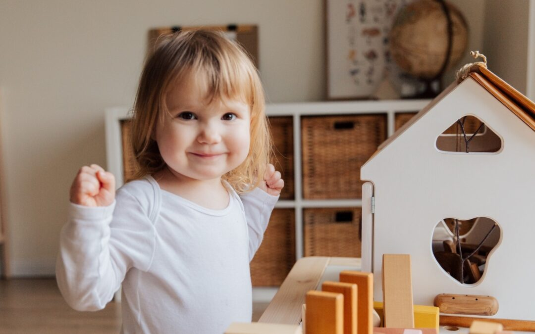 The first three years: child development from 0-3 years